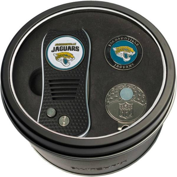 Team Golf Jacksonville Jaguars Switchfix Divot Tool and Cap Clip Set product image