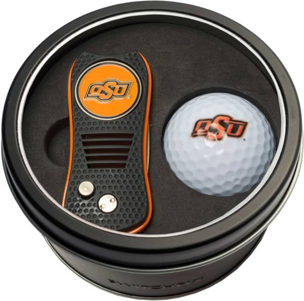 Team Golf Oklahoma State Cowboys Switchfix Divot Tool and Golf Ball Set product image