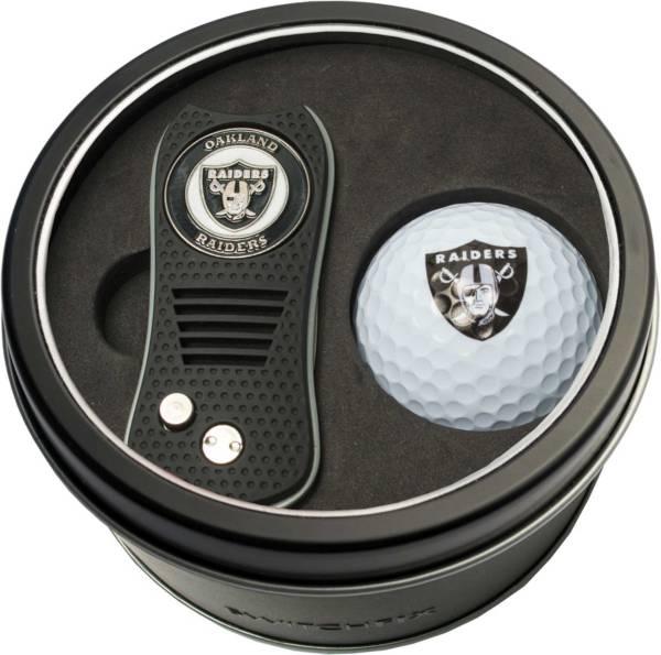 Team Golf Oakland Raiders Switchfix Divot Tool and Golf Ball Set product image
