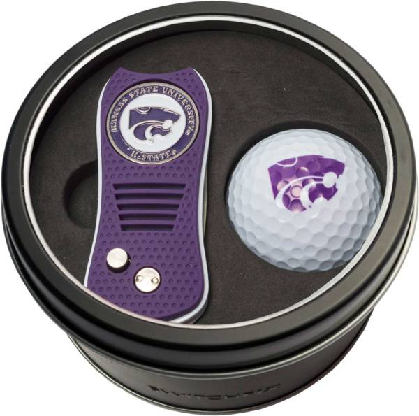 Team Golf Kansas State Wildcats Switchfix Divot Tool and Golf Ball Set product image