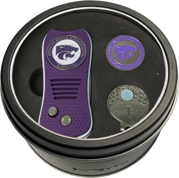 Team Golf Kansas State Wildcats Switchfix Divot Tool and Cap Clip Set product image