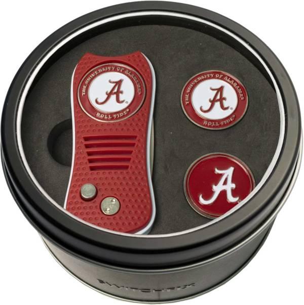 Team Golf Alabama Crimson Tide Switchfix Divot Tool and Ball Markers Set product image