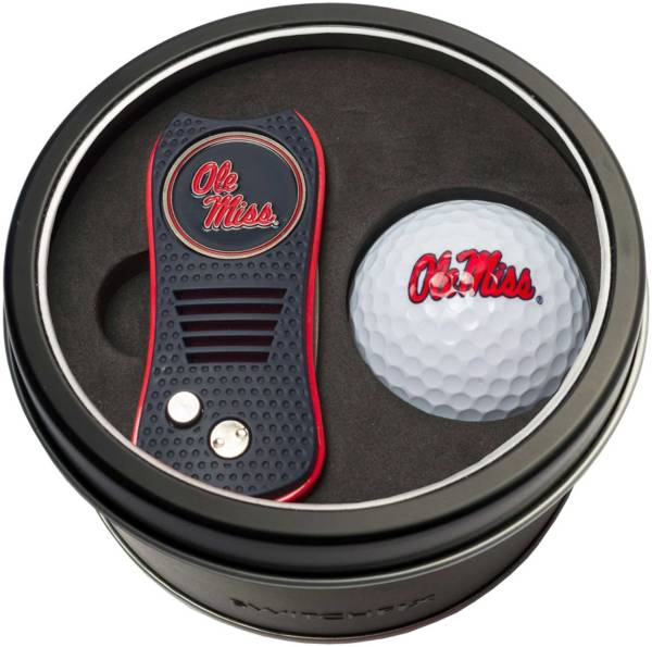 Team Golf Ole Miss Rebels Switchfix Divot Tool and Golf Ball Set product image