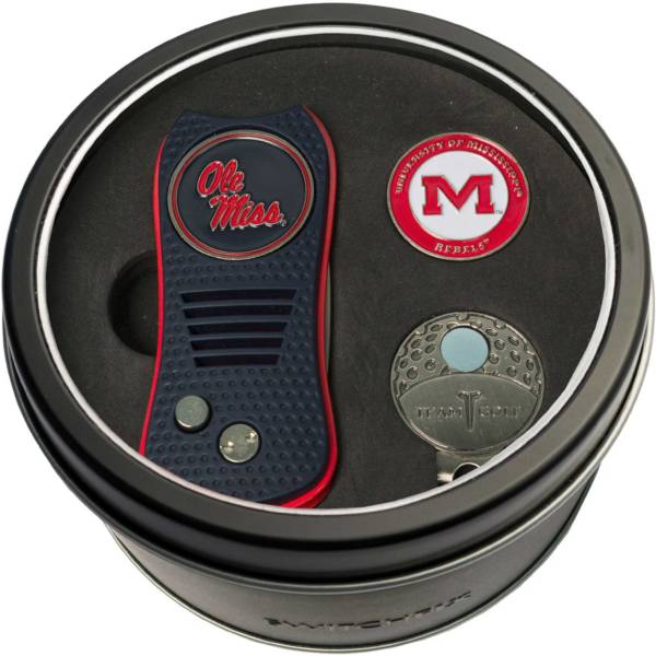 Team Golf Ole Miss Rebels Switchfix Divot Tool and Cap Clip Set product image