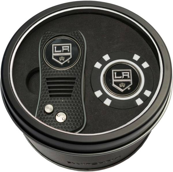 Team Golf Los Angeles Kings Switchfix Divot Tool and Poker Chip Ball Marker Set product image