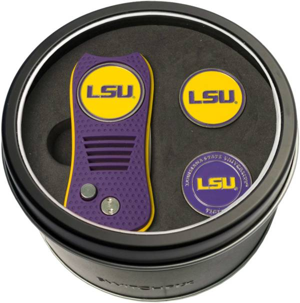Team Golf LSU Tigers Switchfix Divot Tool and Ball Markers Set product image