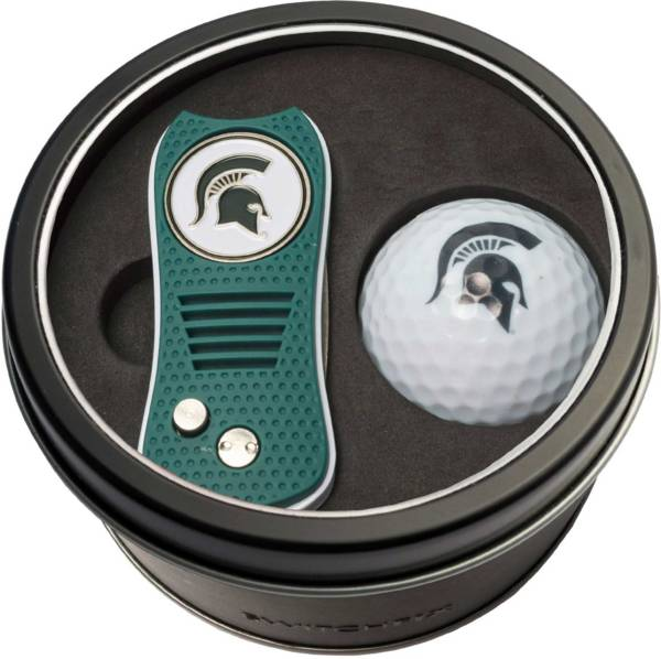 Team Golf Michigan State Spartans Switchfix Divot Tool and Golf Ball Set product image