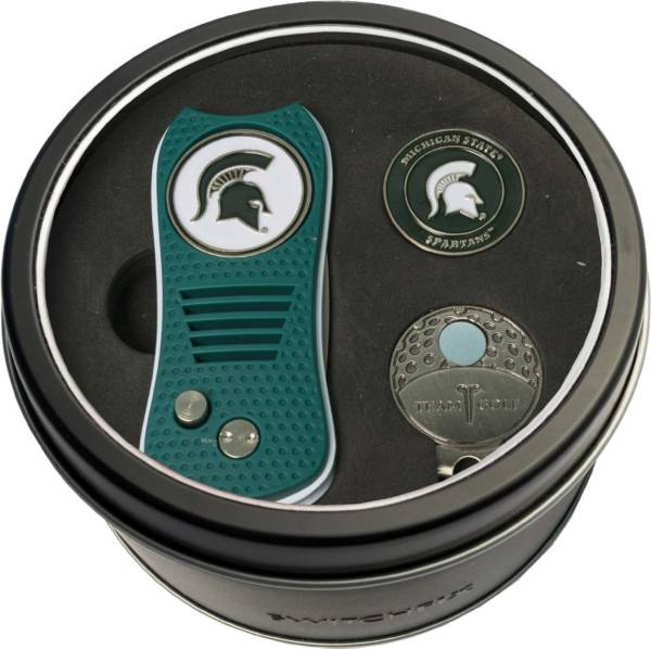 Team Golf Michigan State Spartans Switchfix Divot Tool and Cap Clip Set product image