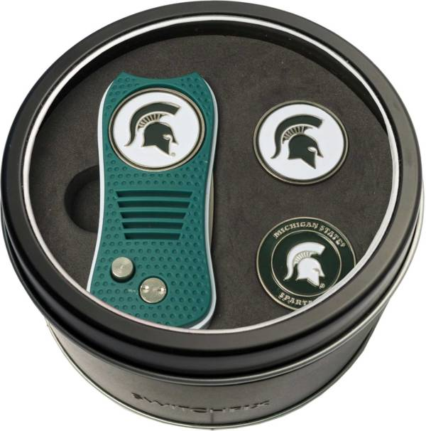 Team Golf Michigan State Spartans Switchfix Divot Tool and Ball Markers Set product image