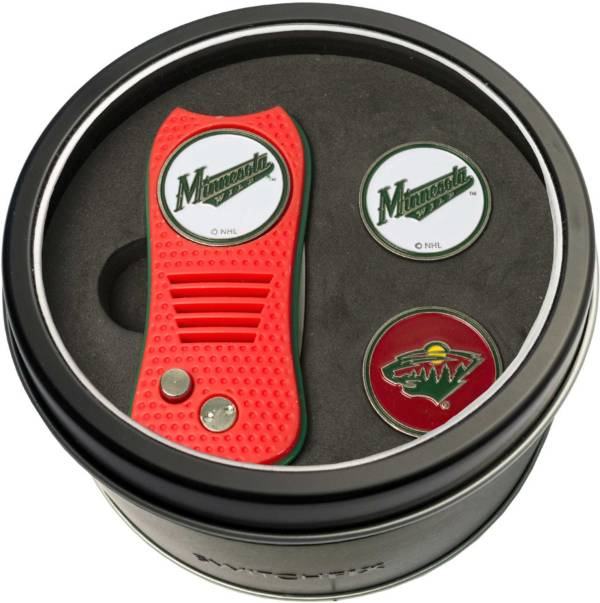 Team Golf Minnesota Wild Switchfix Divot Tool and Ball Markers Set product image