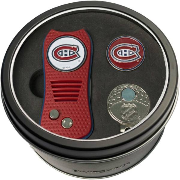 Team Golf Montreal Canadiens Switchfix Divot Tool and Cap Clip Set product image