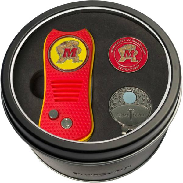 Team Golf Maryland Terrapins Switchfix Divot Tool and Cap Clip Set product image