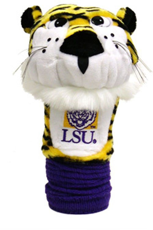 Team Golf Lsu Tigers Mascot Headcover Dick S Sporting Goods