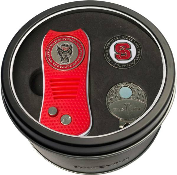 Team Golf NC State Wolfpack Switchfix Divot Tool and Cap Clip Set product image