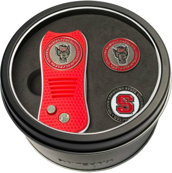 Team Golf NC State Wolfpack Switchfix Divot Tool and Ball Markers Set product image