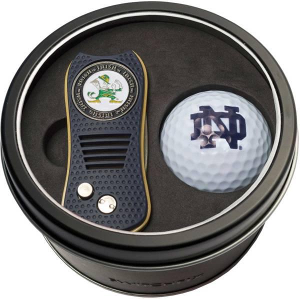Team Golf Notre Dame Fighting Irish Switchfix Divot Tool and Golf Ball Set product image