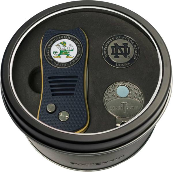 Team Golf Notre Dame Fighting Irish Switchfix Divot Tool and Cap Clip Set product image