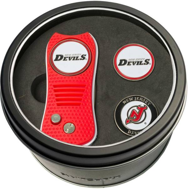 Team Golf New Jersey Devils Switchfix Divot Tool and Ball Markers Set product image