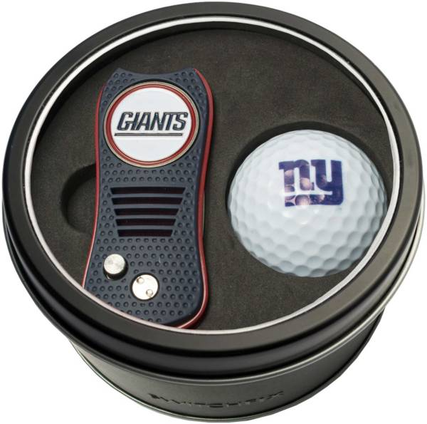 Team Golf New York Giants Switchfix Divot Tool and Golf Ball Set product image