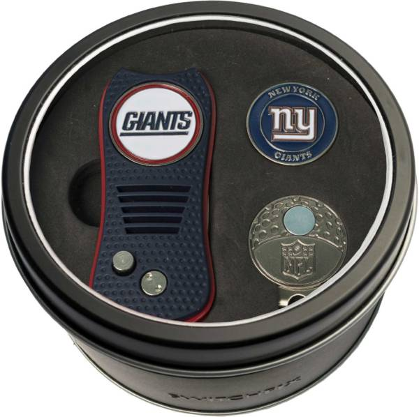 Team Golf New York Giants Switchfix Divot Tool and Cap Clip Set product image