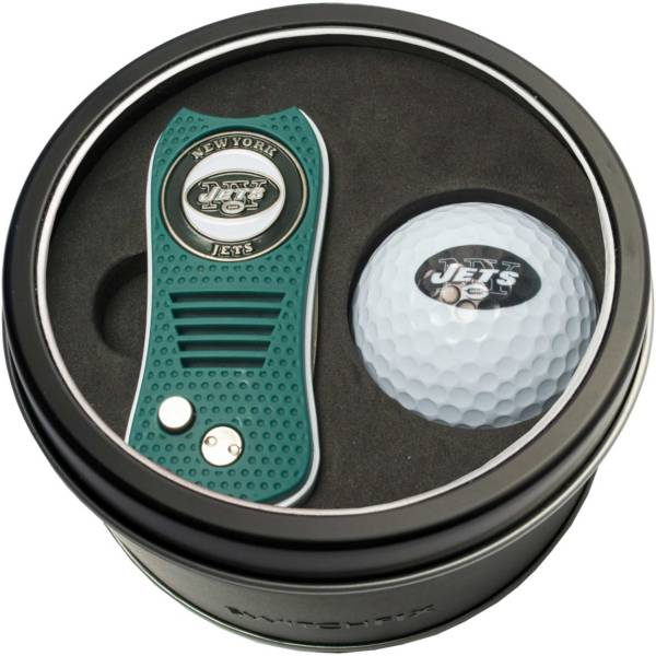 Team Golf New York Jets Switchfix Divot Tool and Golf Ball Set product image