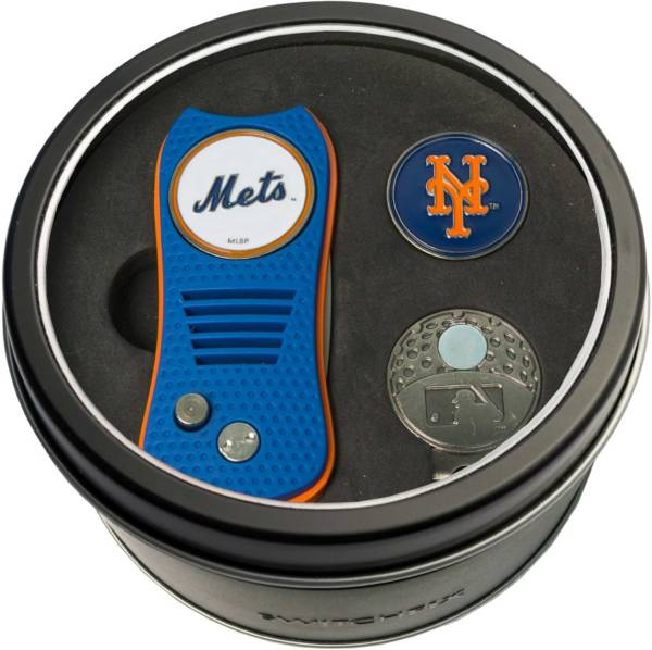 Team Golf New York Mets Switchfix Divot Tool and Cap Clip Set product image
