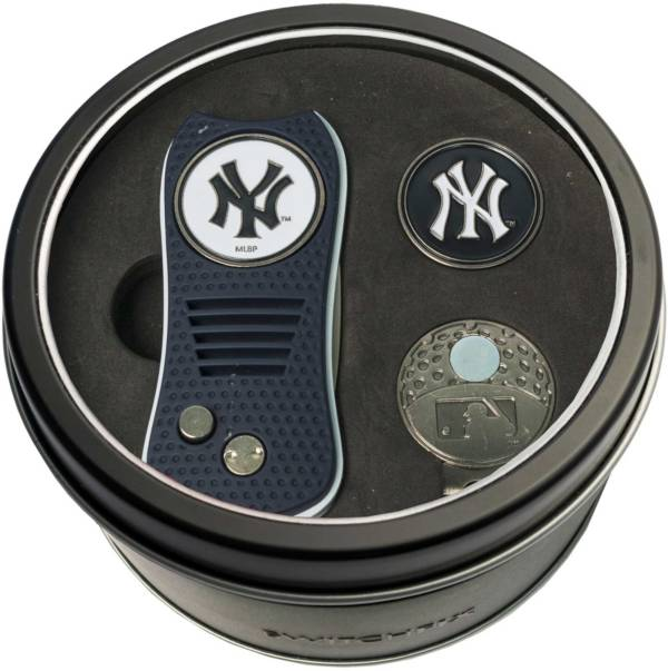 Team Golf New York Yankees Switchfix Divot Tool and Cap Clip Set product image