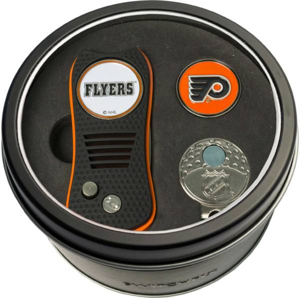 Team Golf Philadelphia Flyers Switchfix Divot Tool and Cap Clip Set product image