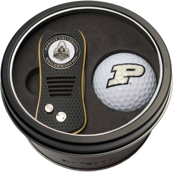 Team Golf Purdue Boilermakers Switchfix Divot Tool and Golf Ball Set product image