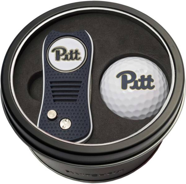 Team Golf Pitt Panthers Switchfix Divot Tool and Golf Ball Set product image