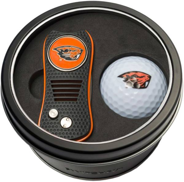 Team Golf Oregon State Beavers Switchfix Divot Tool and Golf Ball Set product image