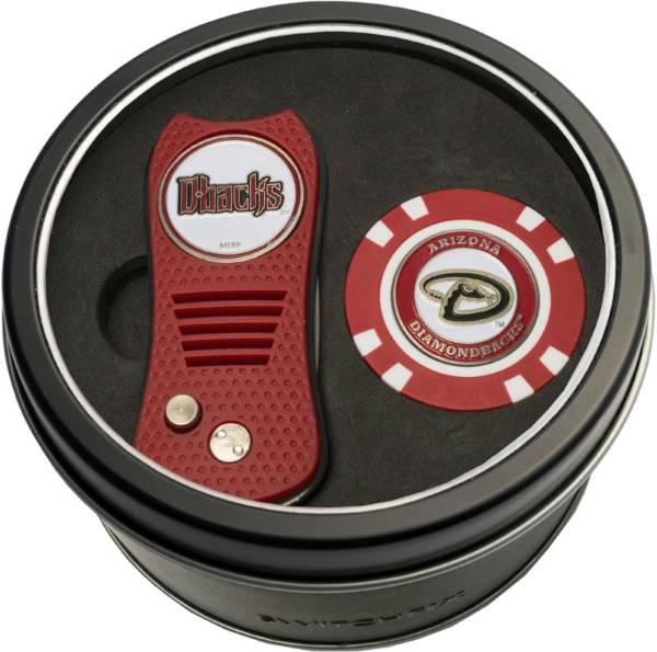 Team Golf Arizona Diamondbacks Switchfix Divot Tool and Poker Chip Ball Marker Set product image