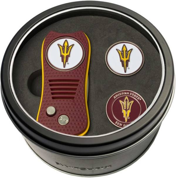 Team Golf Arizona State Sun Devils Switchfix Divot Tool and Ball Markers Set product image