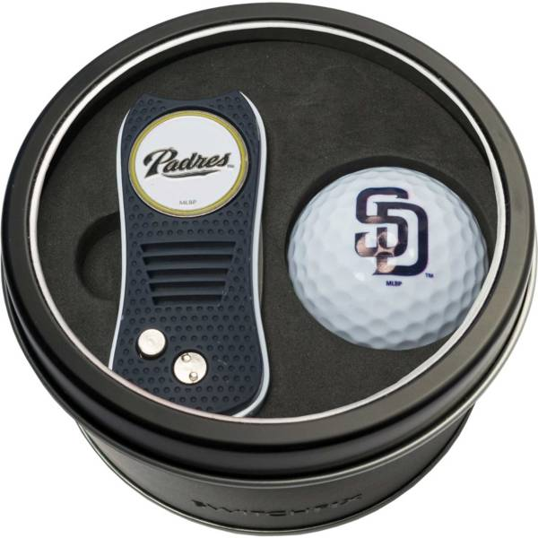 Team Golf San Diego Padres Switchfix Divot Tool and Golf Ball Set product image