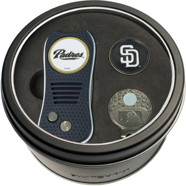 Team Golf San Diego Padres Switchfix Divot Tool and Cap Clip Set product image
