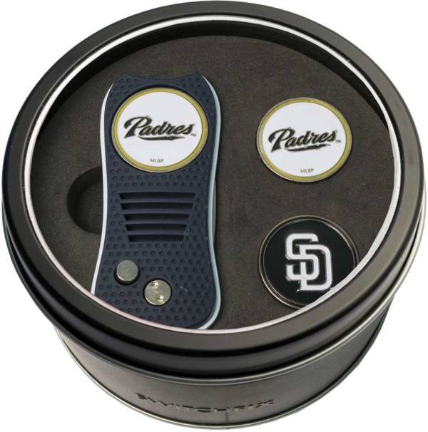 Team Golf San Diego Padres Switchfix Divot Tool and Ball Markers Set product image