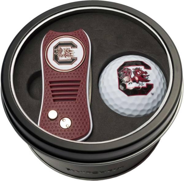 Team Golf South Carolina Gamecocks Switchfix Divot Tool and Golf Ball Set product image