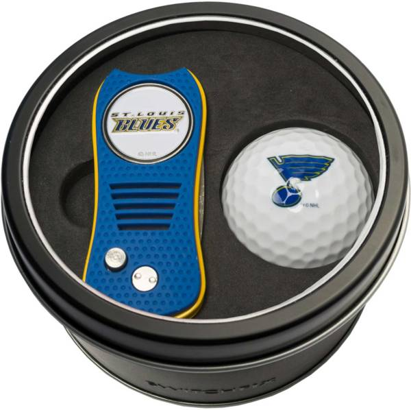 Team Golf St. Louis Blues Switchfix Divot Tool and Golf Ball Set product image