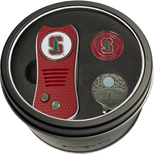 Team Golf Stanford CardinalSwitchfix Divot Tool and Cap Clip Set product image