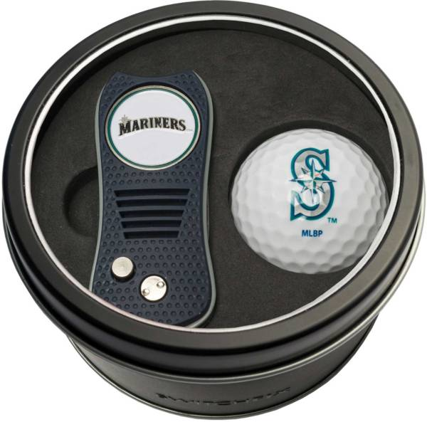 Team Golf Seattle Mariners Switchfix Divot Tool and Golf Ball Set product image