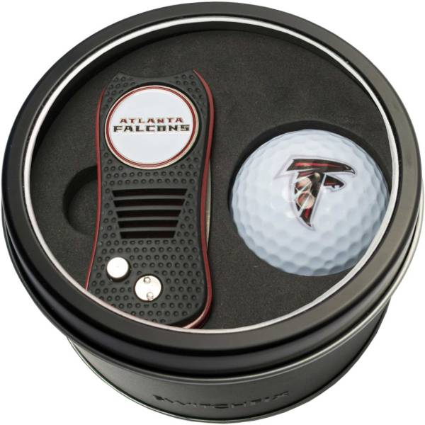 Team Golf Atlanta Falcons Switchfix Divot Tool and Golf Ball Set product image