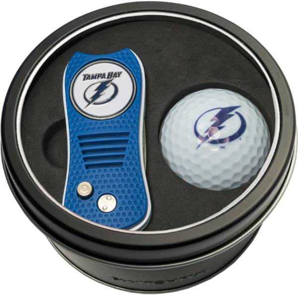 Team Golf Tampa Bay Lightning Switchfix Divot Tool and Golf Ball Set product image