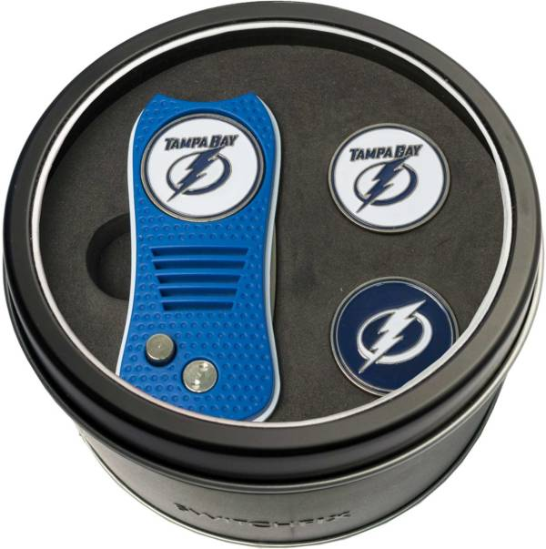 Team Golf Tampa Bay Lightning Switchfix Divot Tool and Ball Markers Set product image