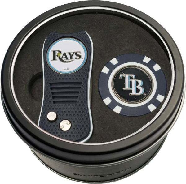 Team Golf Tampa Bay Rays Switchfix Divot Tool and Poker Chip Ball Marker Set product image