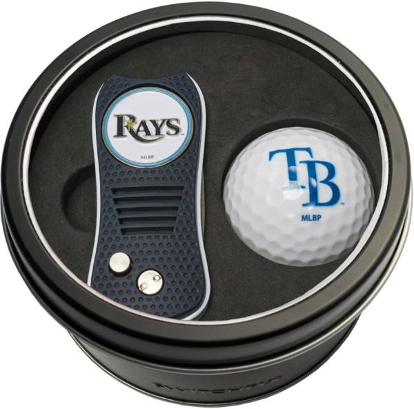 Team Golf Tampa Bay Rays Switchfix Divot Tool and Golf Ball Set product image
