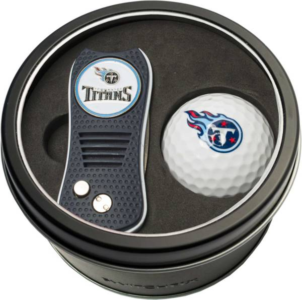 Team Golf Tennessee Titans Switchfix Divot Tool and Golf Ball Set product image
