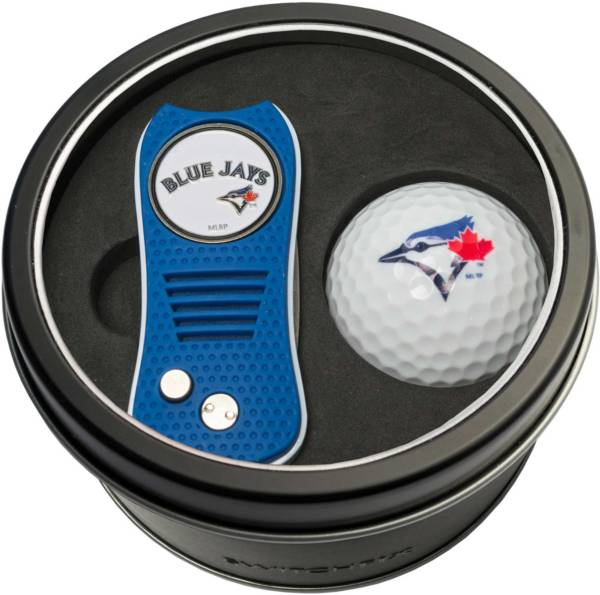 Team Golf Toronto Blue Jays Switchfix Divot Tool and Golf Ball Set product image