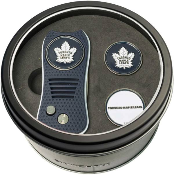 Team Golf Toronto Maple Leafs Switchfix Divot Tool and Ball Markers Set product image