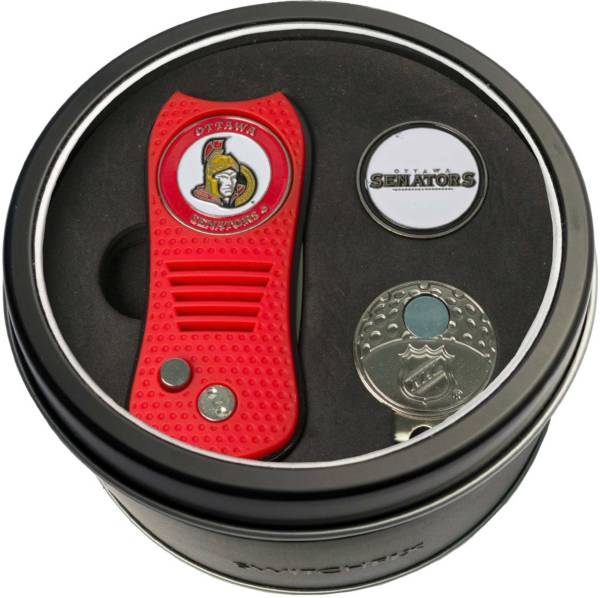 Team Golf Ottawa Senators Switchfix Divot Tool and Cap Clip Set product image
