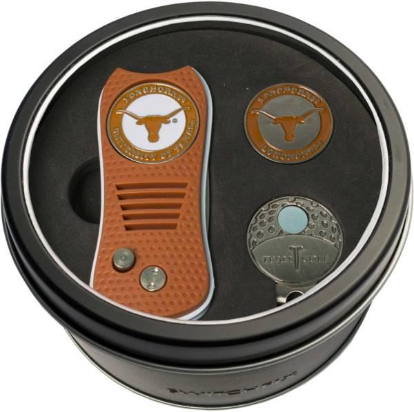 Team Golf Texas Longhorns Switchfix Divot Tool and Cap Clip Set product image